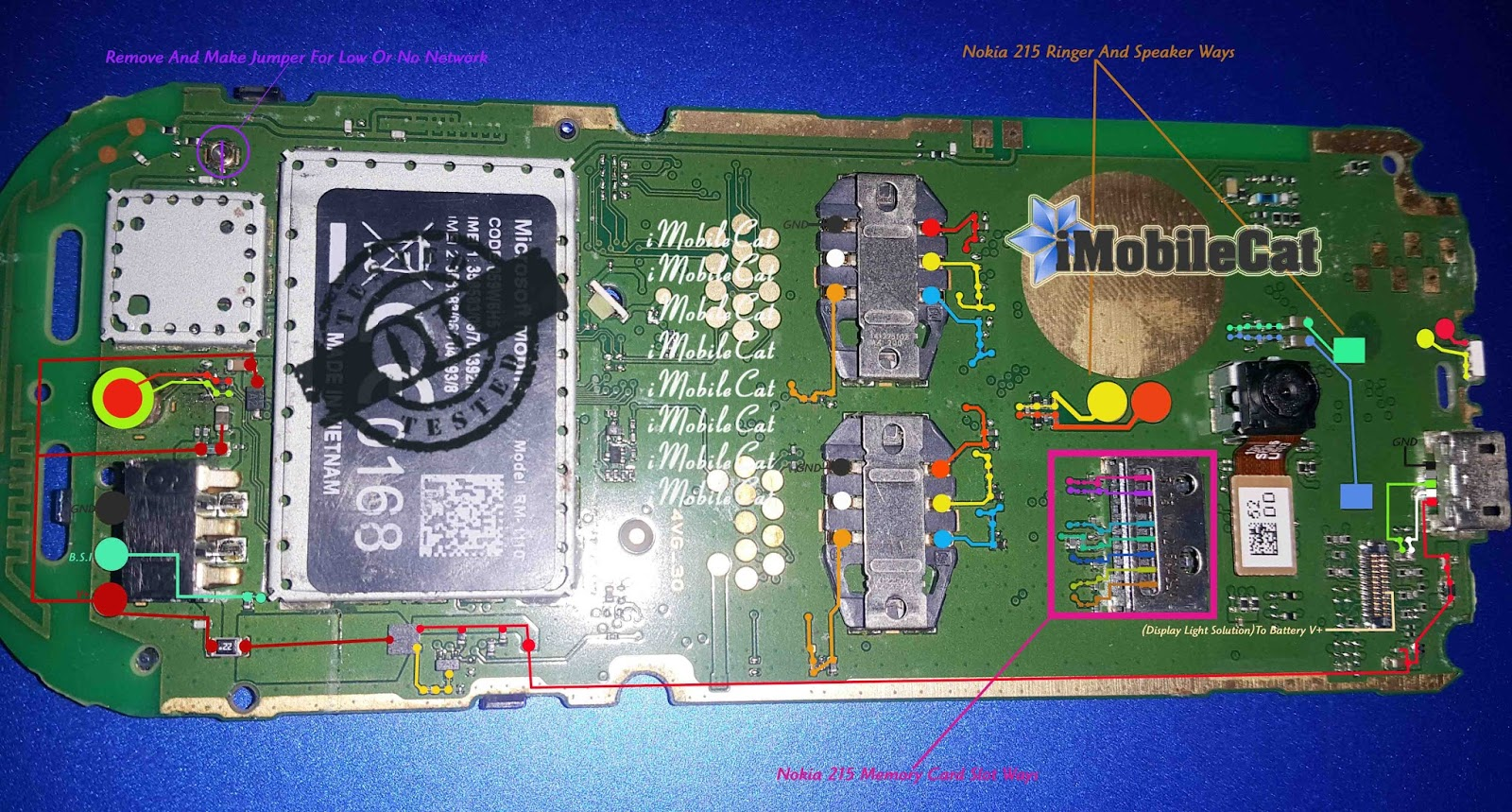 Nokia 215 Schematic Diagram Pdf